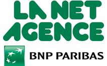 Banque en ligne La NET agence